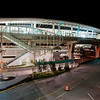 YVR-Airport Station, as seen from the international terminal.