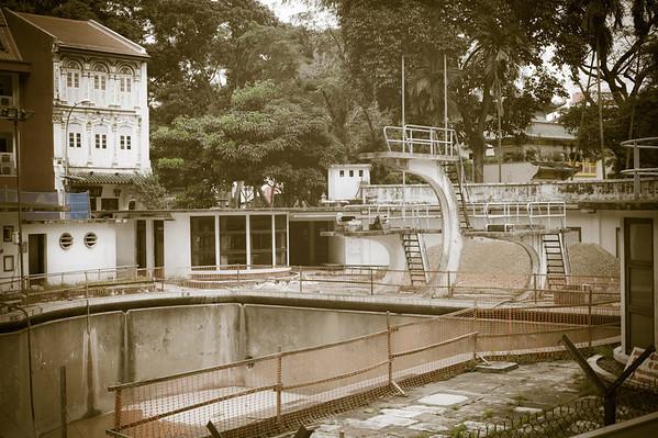 Yan Kit Swimming Pool