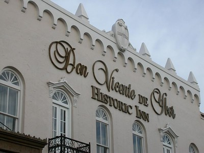 Ybor City and Don Vincente de Ybor hotel