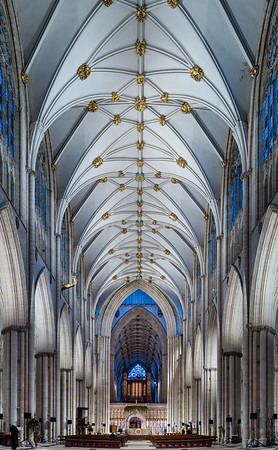 The Nave, York Minster