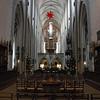Cathedral in Rothenburg ob der Tauber