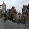 medieval town Rothenburg ob der Tauber