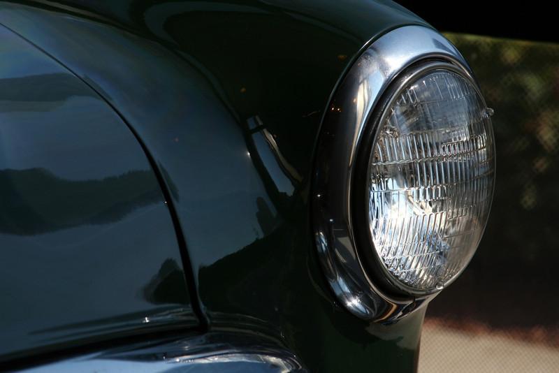 VW beetle headlight.