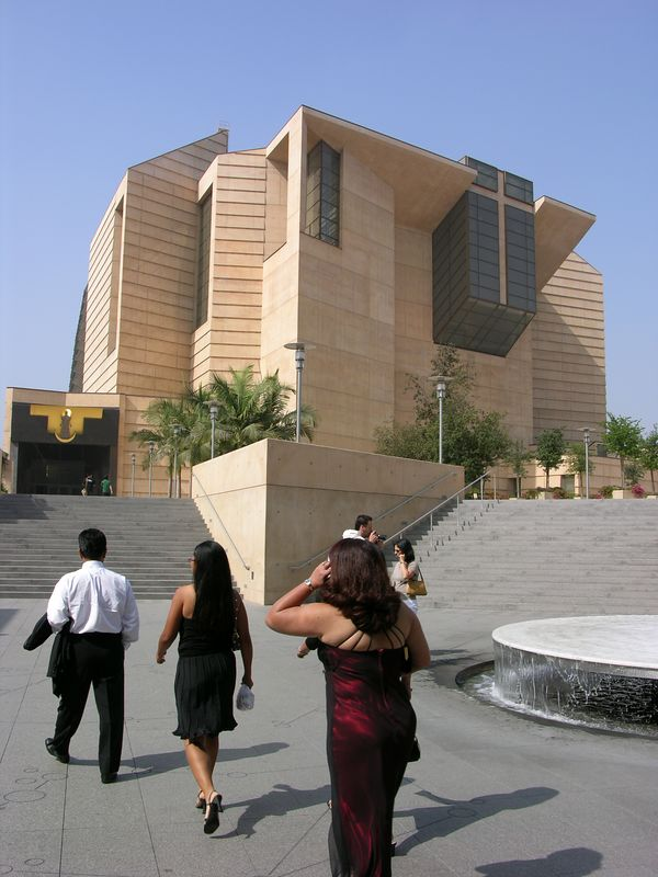 Roman Catholic Cathedral of Los Angles