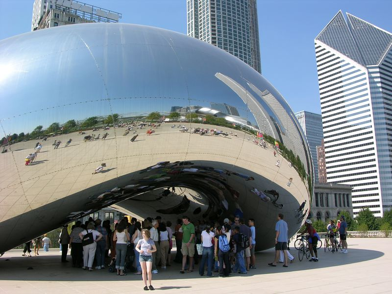 """City in the """"Bean"""""""