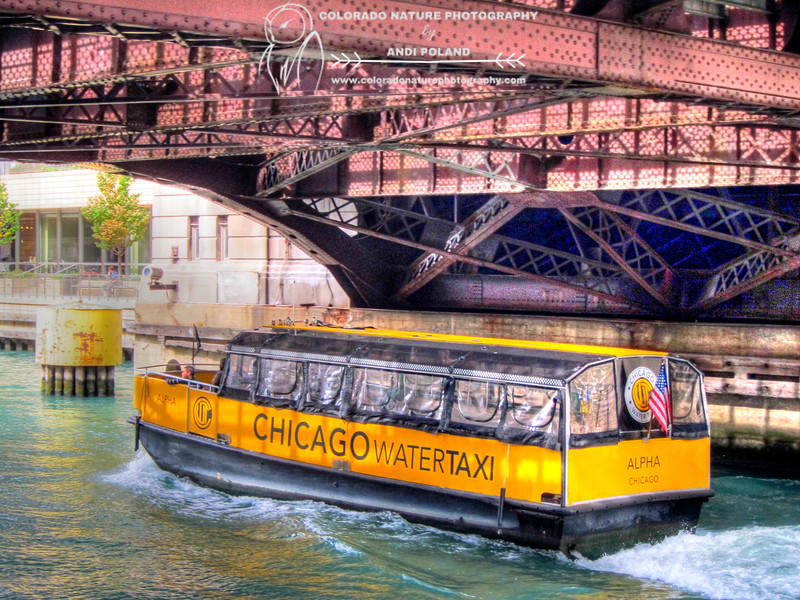 Chicago Watertaxi