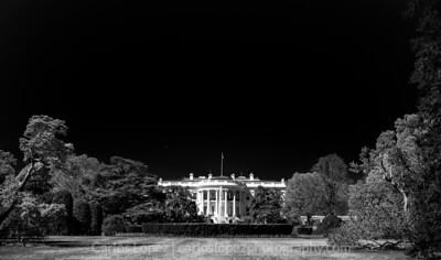 White House, Red Filter