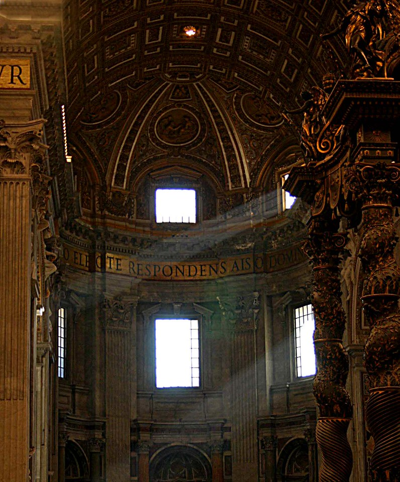 St Peter's Cathedral Rome
