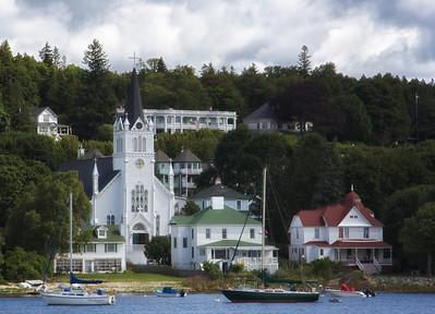 St Annes Mackinac, Island