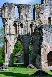 Much Wenlock Ruins