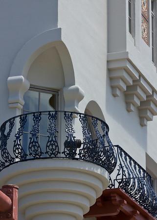 Balcony in St. Augustine