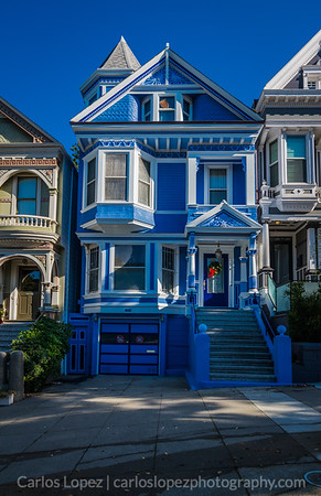 Blue in the Haight-Ashbury