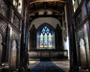 Ashby St Ledgers Church