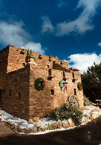 Christmas at the Grand Canyon