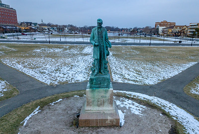 Asbury Park Statue 3/9/18