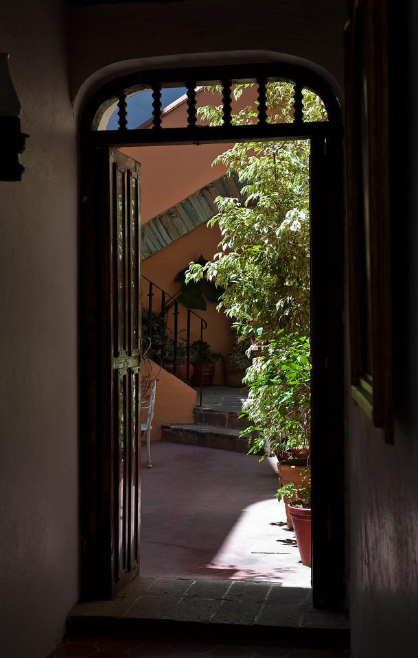 Courtyard Guanajuato, Mexico