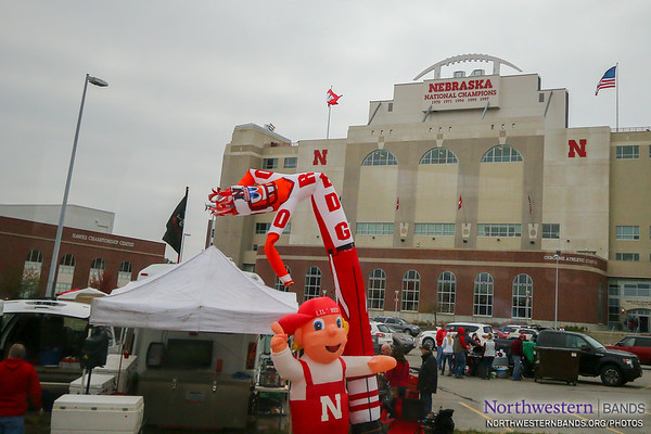 Tailgating at Nebraska