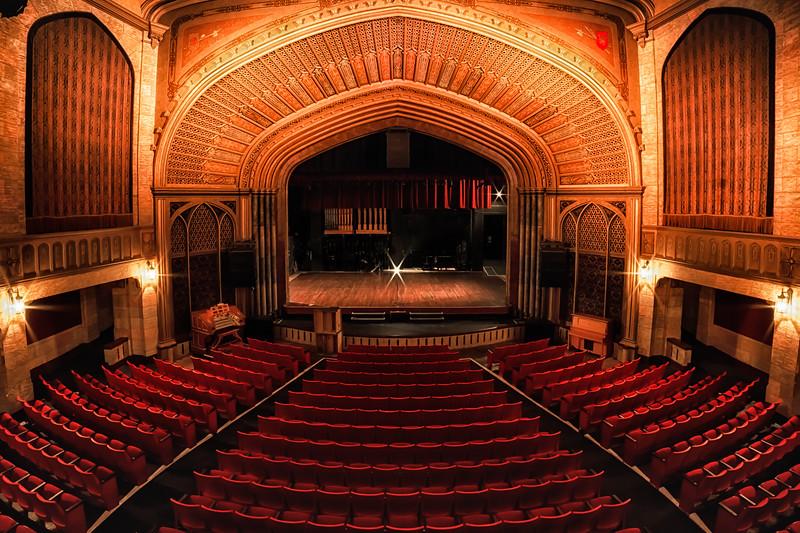 The Historic Elsinore Theatre, Salem Oregon