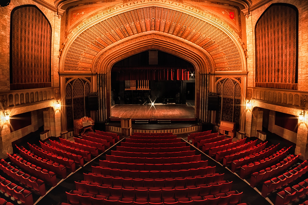 The Historic Elsinore Theatre, Salem Oregon
