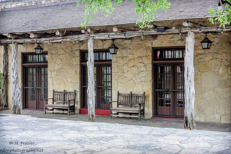 Alamo Hall: San Antonio, TX