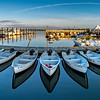 Boat Reflections at Belmar Marina 9/2/18