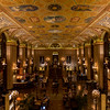Ornate Lobby of Palmer House Hotel in Chicago 9/13/16