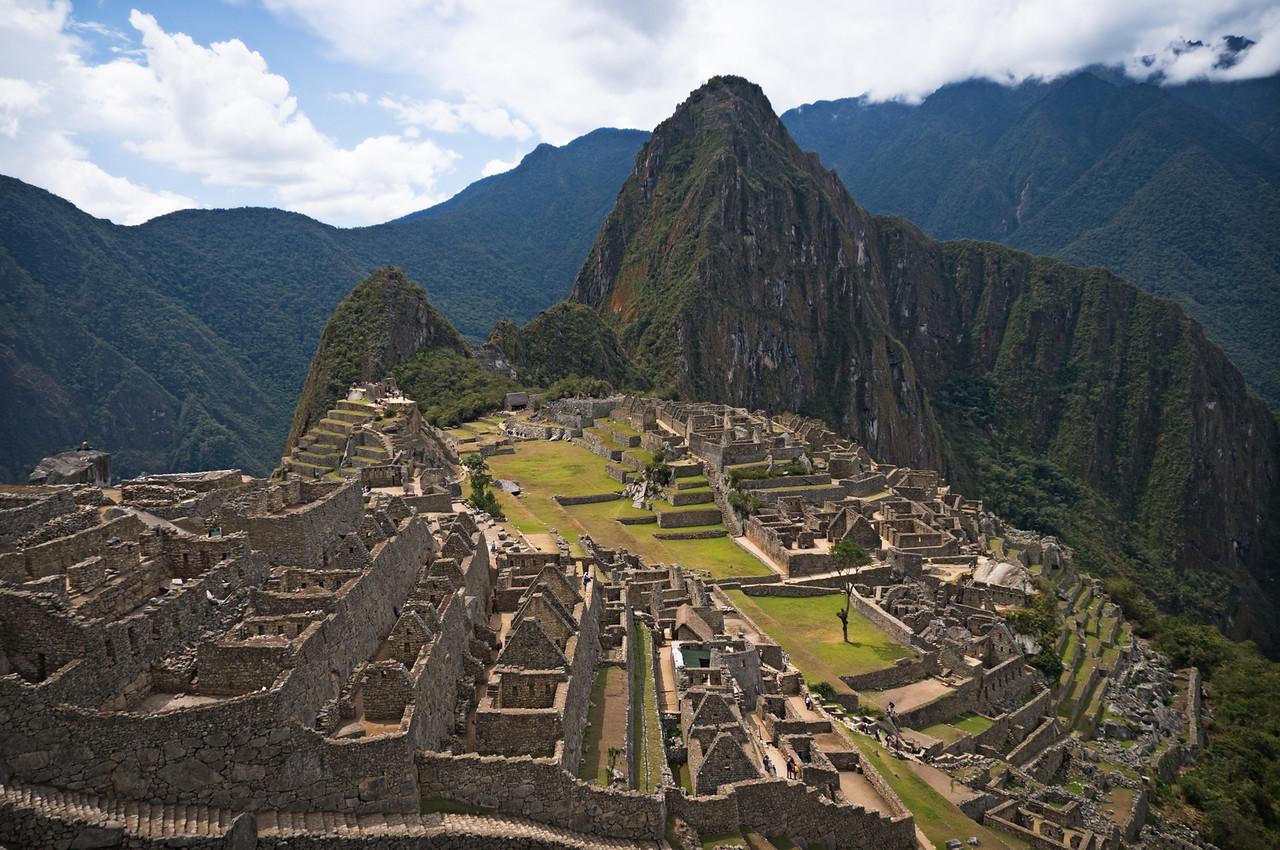 Machu Picchu Test-1