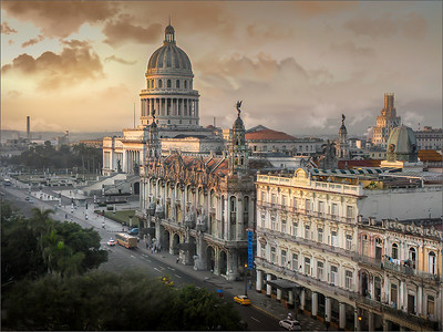 Capitol Hill Cuba