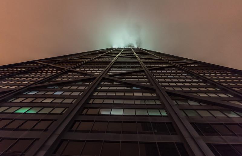 John Hancock Center in Chicago 9/13/16