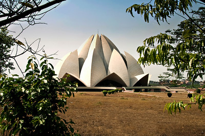 Baha'i Temple in Delhi