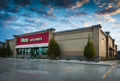 O'Reilly Auto Parts Store