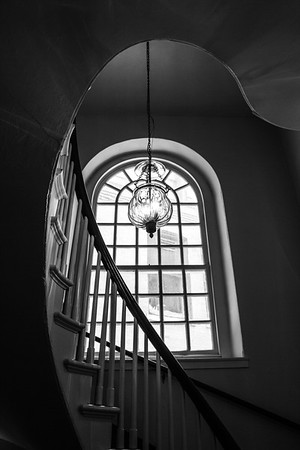 Light the Spiral Staircase