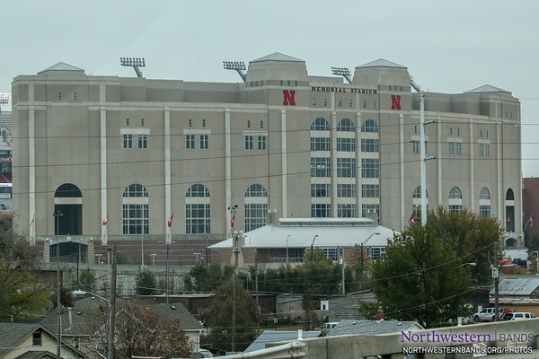 Memorial Stadium at the University of Nebraska