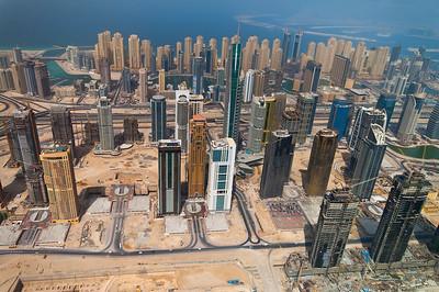 Jumeirah Beach towers