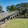 Footbridge at Whalehead, Corolla, NC 8/18/17