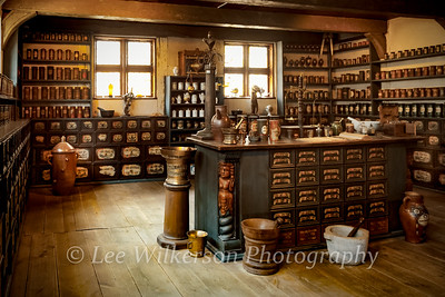 Aarhus Apothecary Shop
