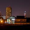 Asbury Park Skyline From Pier, Ocean Grove, NJ