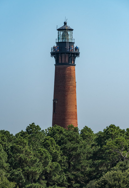 Currituck Lighthouse, Corolla, NC 8/18/17