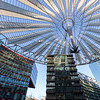 Sony Center at Potsdamer Platz in Berlin