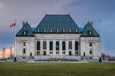 Supreme Court of Canada / Cour Suprème du Canada