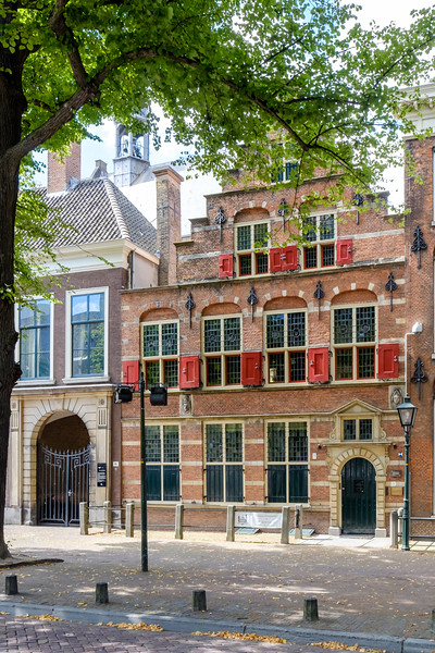 Pageshuis, Lange Voorhout 6