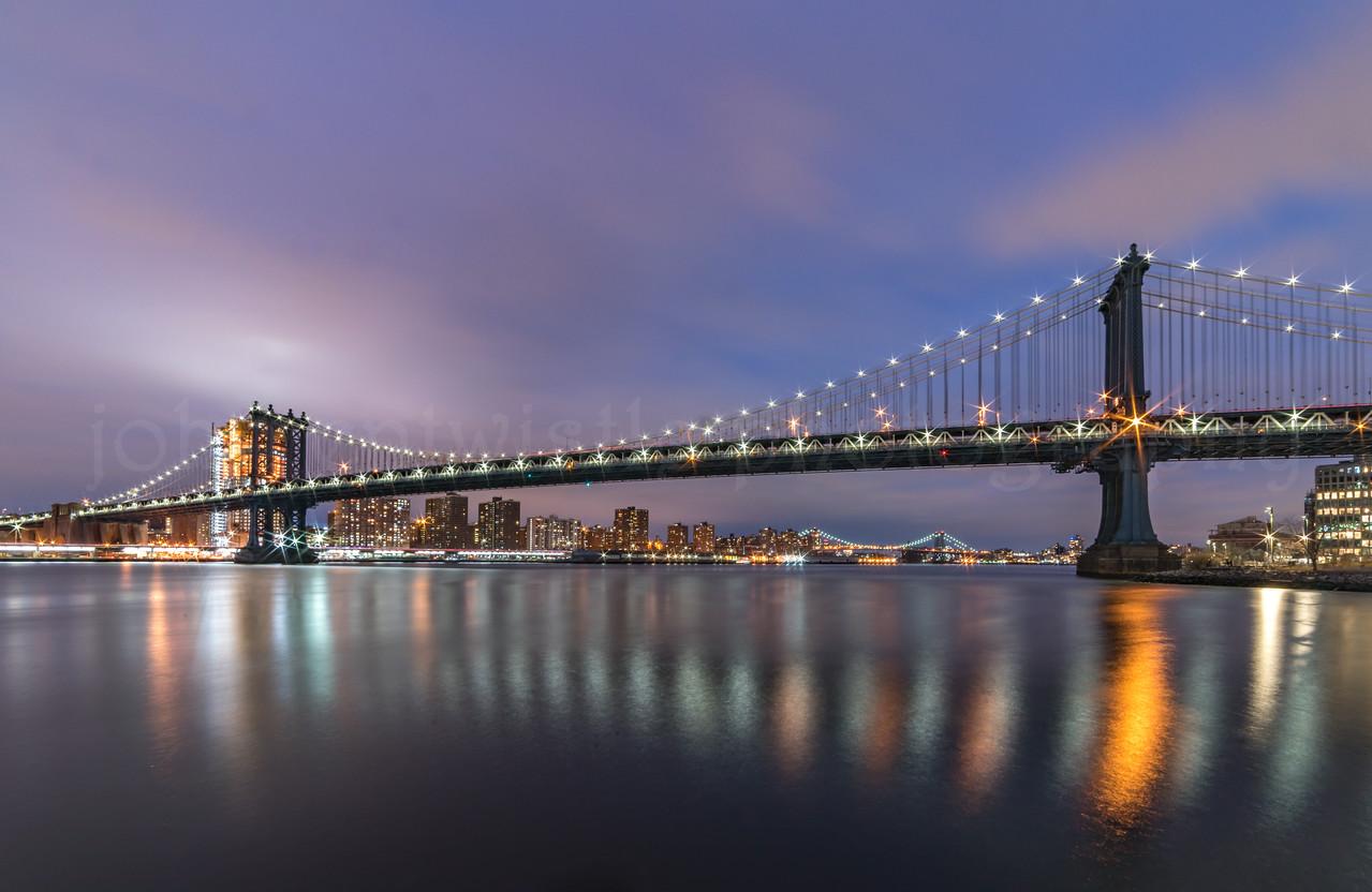 Manhattan Bridge 1/28/17