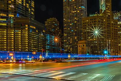 Chicago Car Trails 9/13/18