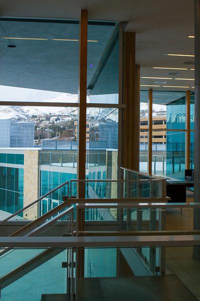 James LeVoy Sorenson Molecular Biotechnology Building