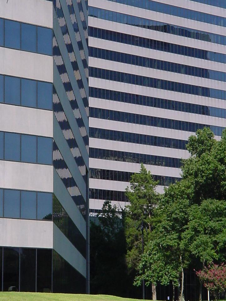 Building Facade Houston, TX
