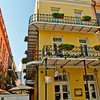 Rue Conti in Yellow, The French Quarter