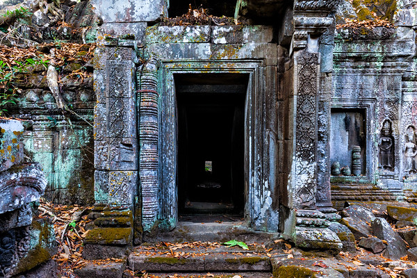 Corridor Of Mysteries