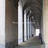 Long Vaulted Walkway