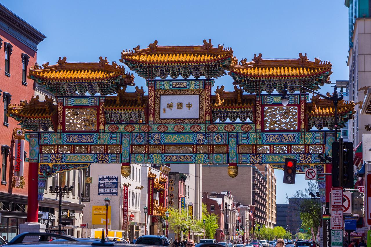 Chinatown Gate
