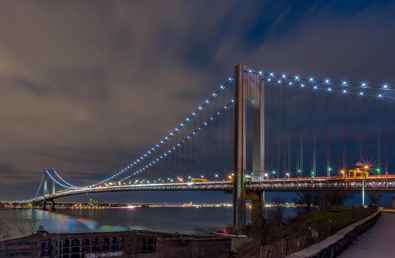 Verrazano Bridge 1/12/17